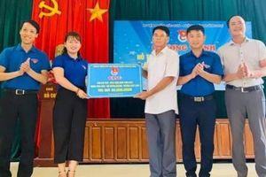 Tuổi trẻ quận Hoàng Mai chung tay xây dựng Nông thôn mới