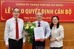 Chân dung tân Trưởng ban Tuyên giáo Thành ủy TP.HCM Phan Nguyễn Như Khuê