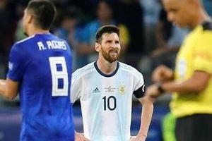 Một sinh nhật không trọn vẹn của Messi