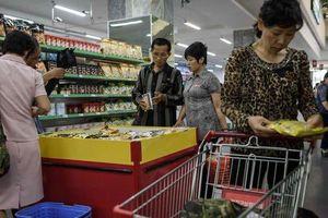 Hàn Quốc đang hoàn tất thủ tục viện trợ lương thực cho Triều Tiên