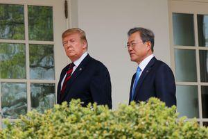 Ông Trump sẽ thăm Hàn Quốc tìm cách tháo gỡ bế tắc với Triều Tiên