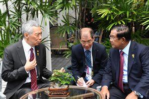 Ông Lý Hiển Long thừa nhận tuyên bố liên quan Việt Nam- Campuchia là 'một cơn ác mộng'