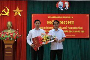 Sơn La có thêm Phó giám đốc Sở GD&ĐT trước kỳ thi THPT Quốc gia 2019