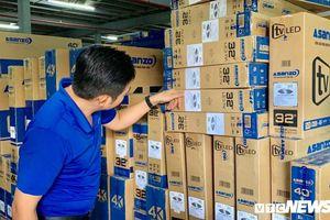 Nghi vấn Asanzo là hàng Trung Quốc 'đội lốt' hàng Việt: Sở Công thương TP.HCM vào cuộc