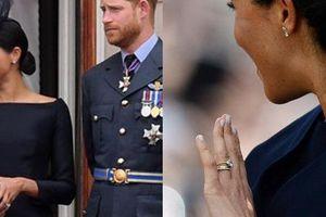 3 hành động sau sinh của Công nương Meghan Markle khiến chồng bực bội, hoàng gia Anh đau đầu