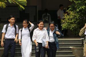 Quảng Nam: Nhiều thí sinh nhận định đề thi môn Ngữ Văn vừa sức