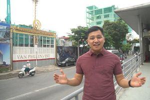 Biệt thự quận Ba Đình giá kỷ lục 350 triệu đồng/m2