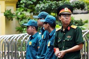 An ninh thắt chặt tại phiên xử Nguyễn Hữu Linh