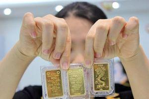 Giá vàng tăng hơn nửa triệu, vượt mốc 39,6 triệu đồng/lượng