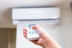 Làm gì khi máy lạnh không nhận tín hiệu từ remote?