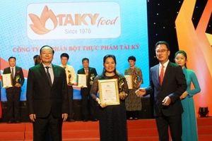 TakyFood vào Top 10 Thương hiệu tiêu biểu châu Á - Thái Bình Dương