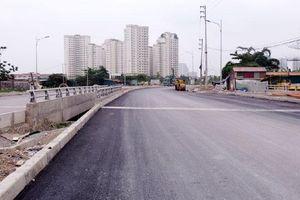 Hoài Đức hoàn thành tuyến đường Cầu Khum - Đìa Sáo