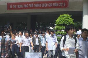 Thi THPT Quốc gia 2019: Đà Nẵng có 64 thí sinh vắng thi môn Toán