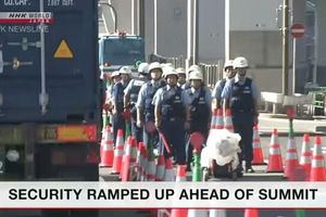 Nhật Bản tăng cường an ninh cho Hội nghị G20