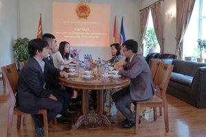 Những người con của nông dân Việt trưởng thành trên đất nước Mông Cổ