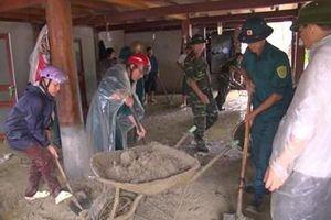 Khẩn trương khắc phục hậu quả mưa lũ tại các tỉnh miền núi phía Bắc