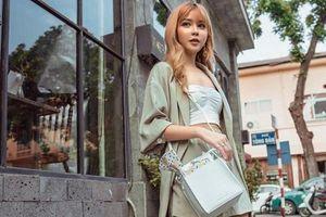 Đăng ảnh mặt đơ cứng, hot girl An Japan dính nghi vấn dao kéo
