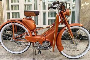 Xe máy đạp Mobylette 'huyền thoại' chỉ 30 triệu ở Sài Gòn