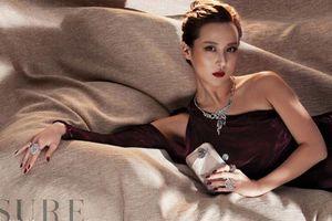 Nữ hoàng cảnh nóng phim 'Kí sinh trùng' có gu thời trang gợi cảm vô cùng