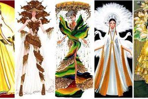 Lộ diện 10 bộ Quốc phục được bình chọn nhiều nhất, gây sốc nhất là bộ Bàn thờ