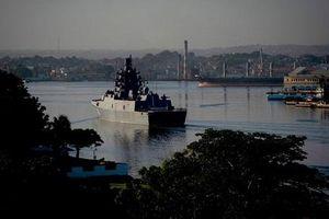 Tàu khu trục Nga đến 'cửa ngõ' khiến Hải quân Mỹ cảnh giác