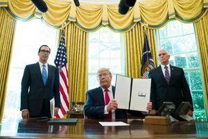 Áp lệnh trừng phạt mới với Iran, Mỹ chưa tham vấn các đồng minh