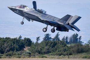 Máy bay chiến đấu F-35B của Anh bắt đầu thực hiện sứ mệnh ở Syria, Iraq