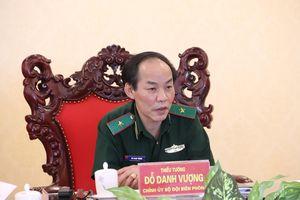 Cần làm nổi bật quan hệ hữu nghị biên giới Việt Nam-Lào