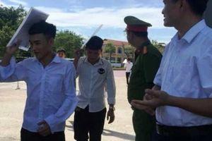 Ngày thi đầu tiên tại Nghệ An, Hà Tĩnh diễn ra an toàn