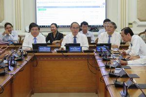 TP.HCM áp dụng 'phòng họp không giấy' và 'thư ký ảo'