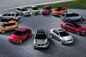 Nhập khẩu ô tô tăng trở lại trong tháng 5