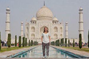Cô gái 24 tuổi đi du lịch 193 nước, phá 4 kỷ lục thế giới
