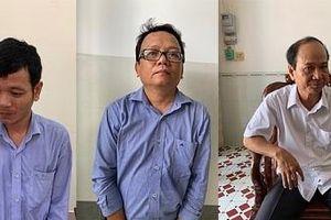 Khởi tố, bắt tạm giam nguyên Trưởng, Phó Phòng Tài nguyên Môi trường TP Trà Vinh