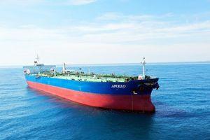 PVTrans tiếp nhận tàu dầu thô APOLLO