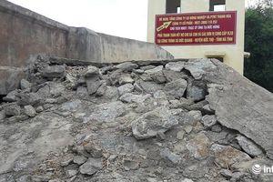 Hà Tĩnh: Nhà thầu dự án ODA bỏ trốn, người dân tung 'chiêu độc' đòi nợ