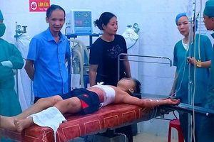 Vụ súng cướp cò khiến nam sinh bị thương: Tạm giữ hình sự người bố
