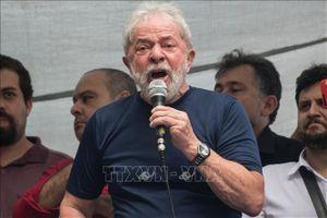 Tòa án Tối cao Brazil hoãn thảo luận việc trả tự do cho cựu Tổng thống Silva