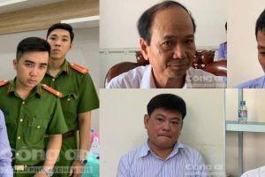 Gây thất thoát gần 120 tỷ đồng, 5 cán bộ Phòng Tài nguyên & Môi trường TP.Trà Vinh bị bắt