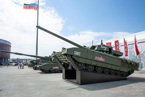 Điểm danh dàn xe tăng – thiết giáp 'khủng' tại triển lãm Army của Nga