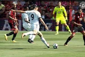 CLIP: 10 bàn thắng đẹp nhất của Zlatan Ibrahimovic trong màu áo M.U
