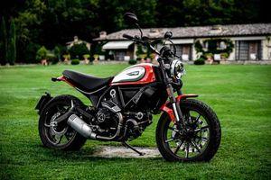 Ducati Scrambler Icon: Công suất 73 mã lực, giá 339,9 triệu ở Việt Nam