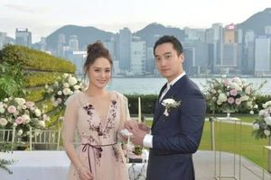Chung Hân Đồng mang bầu sau một năm làm đám cưới?