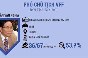 Ông Cấn Văn Nghĩa từ chức - VFF chấm dứt trò đùa dai!