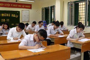 Lào Cai: Hơn 6.000 thí sinh bước vào ngày thi đầu tiên của kỳ thì THPT quốc gia 2019
