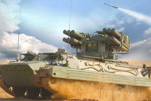 Tên lửa phòng không Sosna mới nhất của Nga sắp gia nhập quân đội