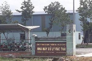 Đề nghị chủ đầu tư Nhà máy rác TP Cà Mau cung cấp tài liệu để kiểm tra