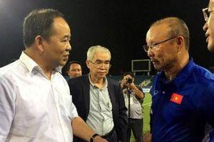 Phó Chủ tịch VFF 'đứt gánh', gia hạn hợp đồng với ông Park có đình trệ?