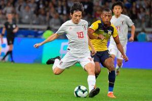Mất bàn thắng vì VAR, Nhật Bản bị loại đầy cay đắng tại Copa America 2019