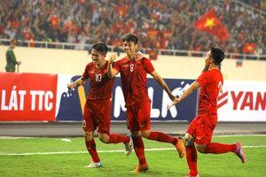Thể thao Việt Nam dương cao thế thắng