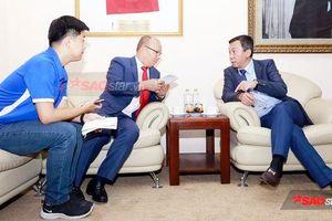 Chủ tịch VFF: Ông Cấn Văn Nghĩa nghỉ, không ảnh hưởng đến HLV Park Hang Seo